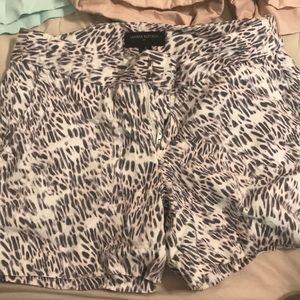 3 pairs banana republic shorts size 2